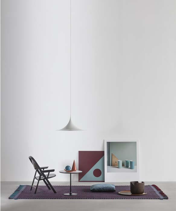 custom wool rug designed by davide brugiolo made in italy tessoria asolana